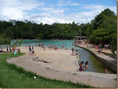 Parque Agua Mineral Piscina 1