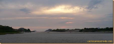 Pôr do Sol - Praia de Itaipu