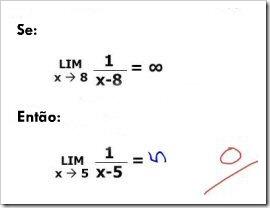 Questão de matemática: limites