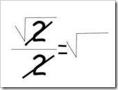 Questão de matemática: raiz quadrada