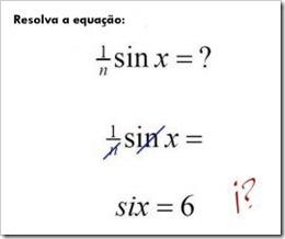 Questão de matemática: seno e coseno