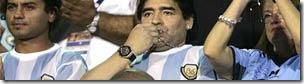 Argentino não lava a cabeça