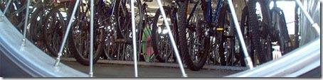 Bicicletário em Brasília