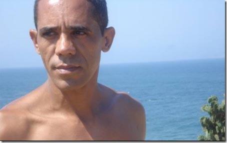Barck Obama é carioca