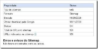 Desafio 21 Dias - Sem erros no Sitemap
