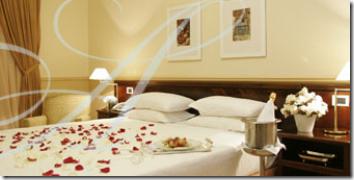 Acomodações do Ouro Minas Grande Hotel e Termas, em Araxá